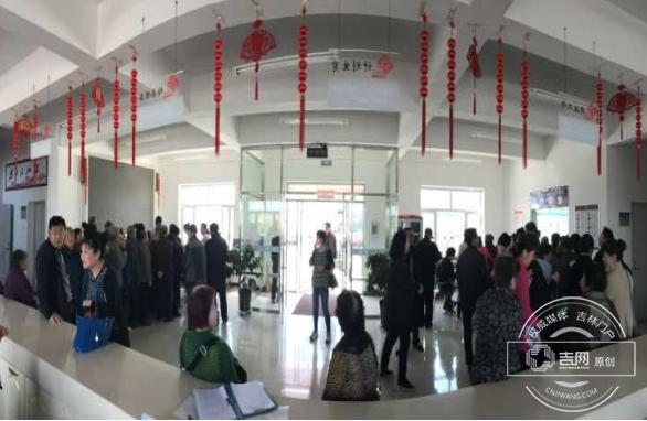 长白山池北区社会事务局开展领取待遇资格认证工作