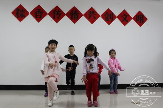 """长白山池南区开展""""粽香传情·共创文明""""暨庆祝""""六一""""儿童节活动"""